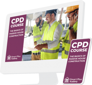 CPD course: the basics of passive house construction