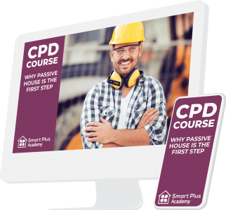 CPD course: why Passive House is the first step